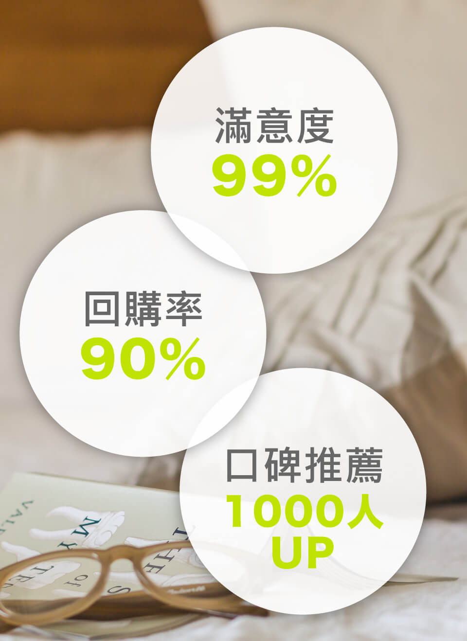 電動床墊超高滿意度回購率